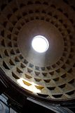 The Pantheon in Rome, Italy royalty free stock image
