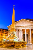 Pantheon, Rome, Italy Stock Images