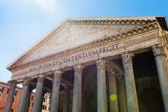 The Pantheon, Rome, Royalty Free Stock Photos