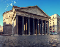 Pantheon in Rome, Italy Stock Photos