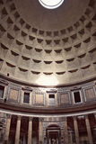 Pantheon in Rome, Italy. Stock Photography