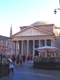 Pantheon, Rome, Italy Royalty Free Stock Photography