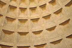 Pantheon in Rome, Italy Royalty Free Stock Images