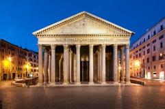 Pantheon, Rome - Italy. Stock Photo