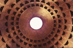 Pantheon in Rome, Italy Royalty Free Stock Photos