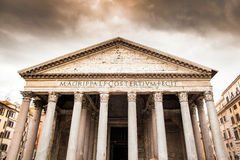 Pantheon, Rome, Italy Stock Photography