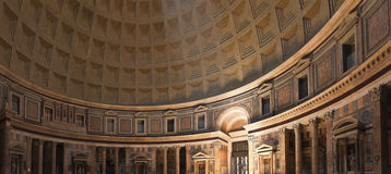 Pantheon, Rome, Italy Stock Image