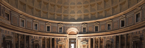 Pantheon, Rome, Italy Royalty Free Stock Image