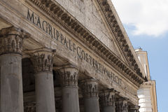 Pantheon, Rome Royalty Free Stock Photos