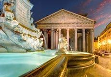 Pantheon - Rome Stock Photo