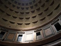 The Pantheon Temple Stock Image