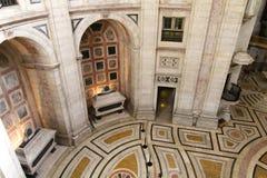Pantheon tombs Royalty Free Stock Photos