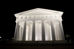 Pantheon at Volksgarten, Vienna, Austria Stock Photography