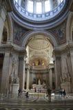 Pantheon von Paris Lizenzfreies Stockbild