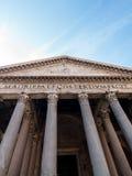 Pantheon von ROM Stockbild