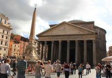Pantheonen Royaltyfri Fotografi