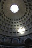Pantheoninsida arkivfoton