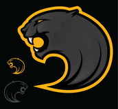 Panther Mascot Royalty Free Stock Image