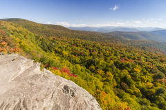Panther Mountain from Giant Ledge Royalty Free Stock Image