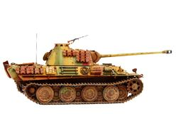 Panther tank Stock Images