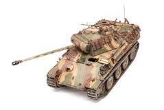 Panther tank of World War II period Stock Image