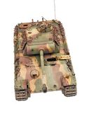 Panther tank of World War II times Stock Photos