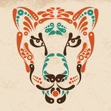 Panther tattoo Royalty Free Stock Photography