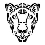 Panther tattoo Stock Images
