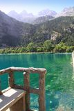 Panticosa balneary lake Pyrenees Huesca Stock Images