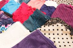 panties Imagem de Stock Royalty Free