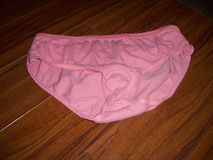 Panties by Sandy. Beautiful panties part of Sandy`s collection stock image