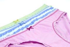 Panties Series Stock Photo