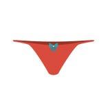 Panties womens fashion Royalty Free Stock Image