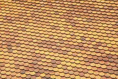 Pantile roof background Stock Photo