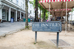 The Pantiles Stock Images