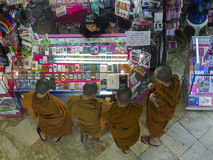Pantip plaza in bangkok Royalty Free Stock Photos