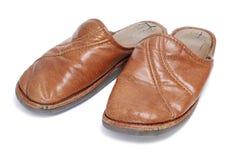 Pantoffels royalty-vrije stock afbeelding