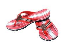 Pantofola Fotografia Stock