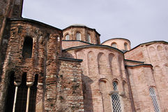 Pantokrator Byzantine church Royalty Free Stock Image