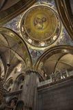 Pantokraktor Mosaic - Holy Sepulchre Stock Photos