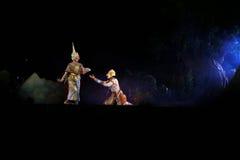 pantomim Royaltyfri Fotografi