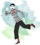Pantomime Images libres de droits