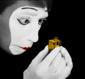 Pantomime Image stock