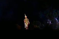 pantomime Imagen de archivo libre de regalías
