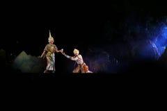 pantomime Imagenes de archivo