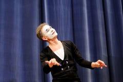 Pantomime Photo libre de droits
