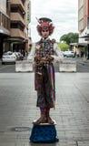 Pantomime Hatter Photographie stock libre de droits