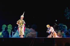 Pantomime Royalty Free Stock Photos