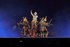 Pantomime Stock Photography