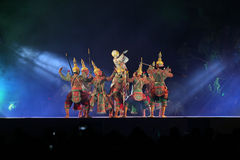 Pantomime Royalty Free Stock Image